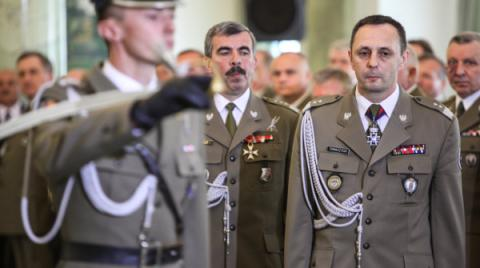 Poland appoints commander in chief in case of war