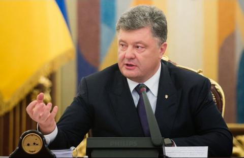 Poroshenko: Ukrainian military strategy – more contracted troops