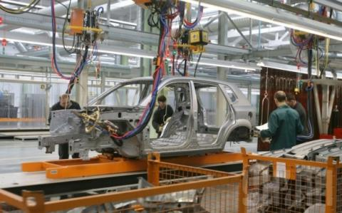 Ukraine's car manufacturing collapses by 83%