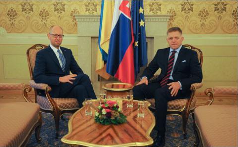 Ukraine, Slovakia sign a memorandum on energy efficiency cooperation