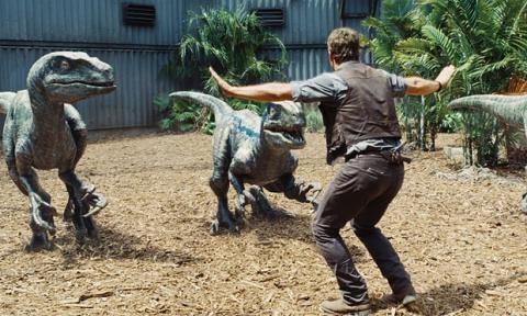 Jurassic World tops list of most movie mistakes for 2015