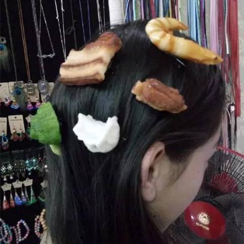 New fashion trend for foodies