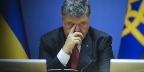 Poroshenko names condition for elections in Donetsk, Luhansk