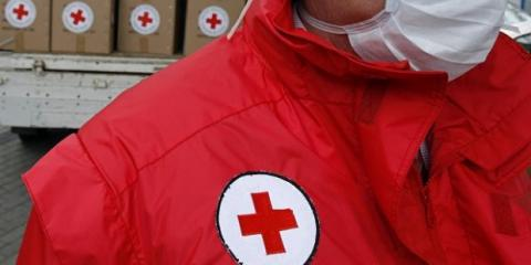 Red Cross delivers 275 tonnes of humanitarian aid to Donetsk residents