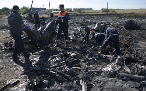 Tribunal may be formed for Malaysia Flight 17 jet lost over Ukraine
