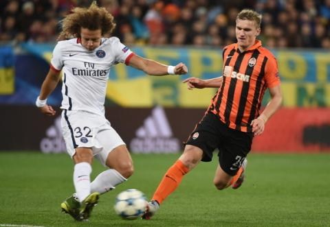 PSG unbeaten with classy win at Shakhtar