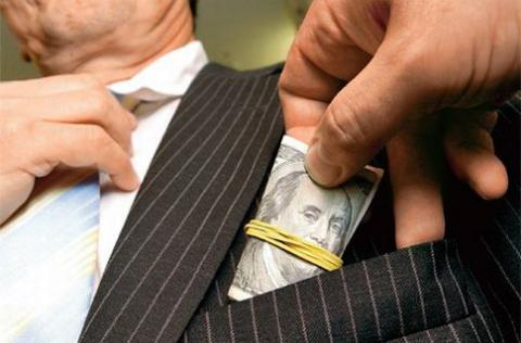 Corruption main obstacle to Ukraine