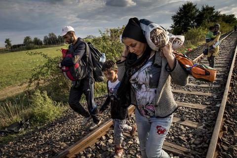 EU: Shifting responsibility on refugees, asylum seekers