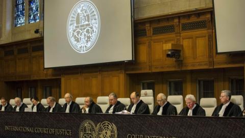 ICC prosecutor seeking probe into 2008 Russia-Georgia war