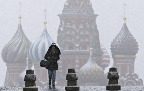 Russian police foil 'terror attack' on Moscow after making arrests in city