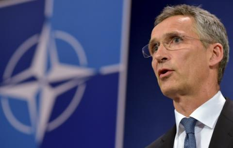 NATO chief: Syria, Ukraine crises underline importance of NATO activity