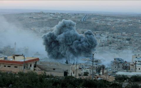 Assad move on Aleppo raises fears of new refugee exodus