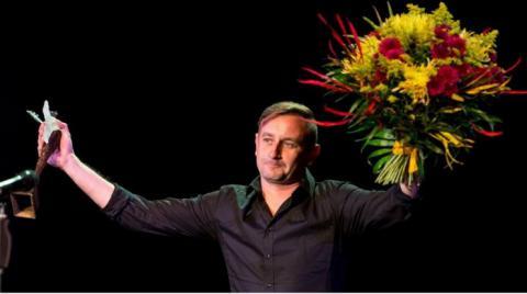 Ukrainian writer wins Central European literary award Angelus