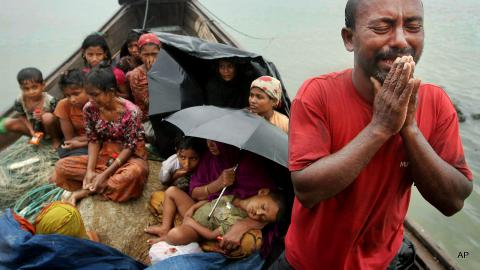 Amnesty urges gov'ts to avoid repeat of Rohingya crisis