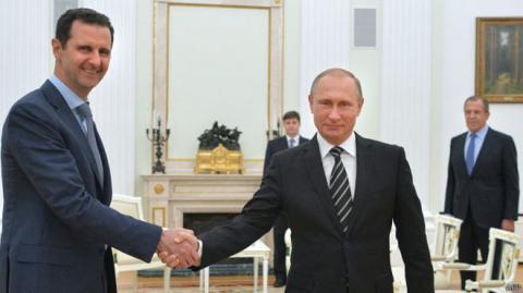 Putin urges Assad to heed broad range of voices