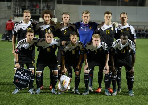 Are Belgium really the best national football team in the world?
