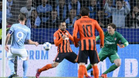 FC Shakhtar Donetsk defeated in Malmo