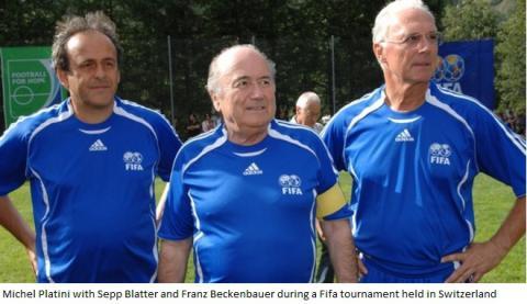 Beckenbauer and Villar investigated by Fifa