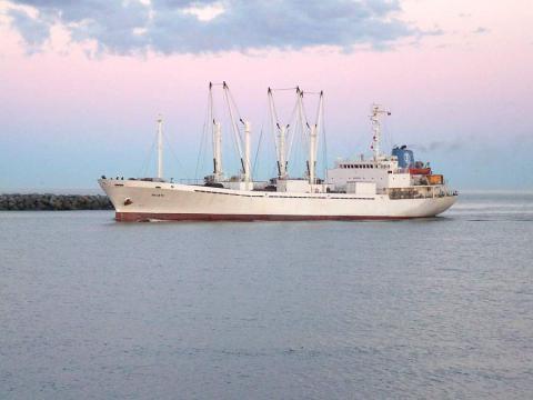 Pirates capture two Ukrainians, two Lithuanians off coast of Nigeria