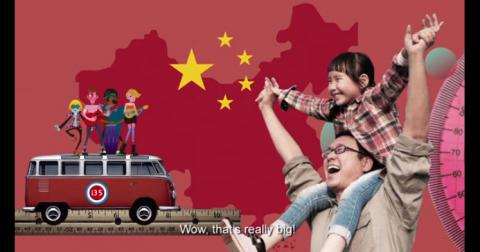 China: It's the five-year plan, man (VIDEO)