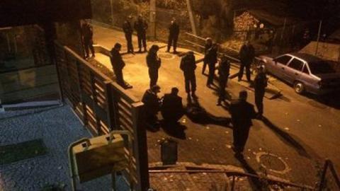 Lviv local throws grenade into mayor's house