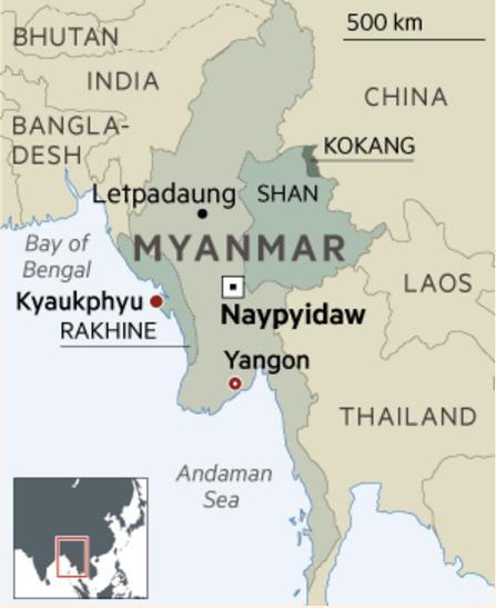 Long Read: Eyes on a Myanmar election prize