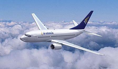 Air Astana to increase number of Kyiv-Almaty flights from Dec 5