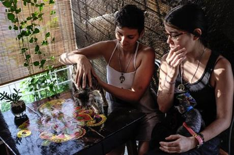 Clerical error led to Costa Rica's first legal gay marriage
