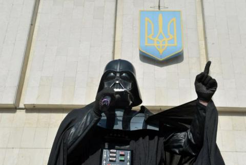 Bloomberg: Hackers and Sith lords roam Ukraine's cyber badlands