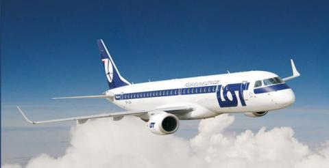 Poland's LOT airline to launch regular flights between Kharkiv, Warsaw on March 1