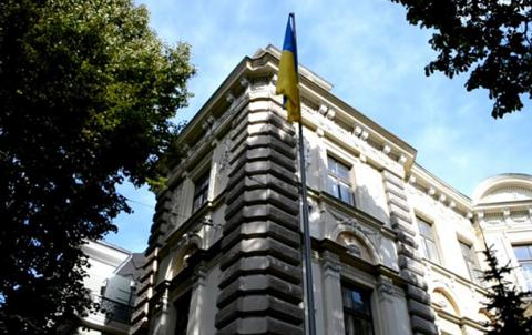 Employees of Ukrainian embassy in Riga evacuated