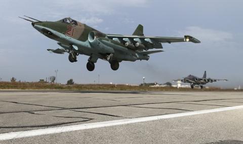 Su-25 fighter jet crashes in Zaporizhia region