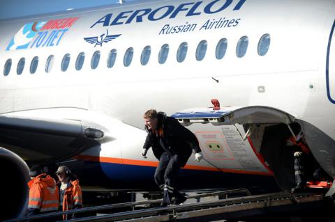 At Aeroflot, it's patriotism over profits as Russia pressures industry