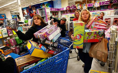 "A third of major retailers say that Black Friday is ""unprofitable and unsustainable"""