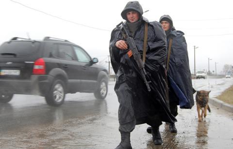 Ukrainian Interior Ministry tightens public order security