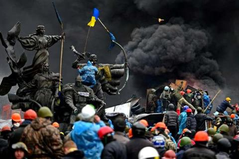 The Night of Remembrance is planned to take place at Maidan Nezalezhnosti in Kyiv on November 28
