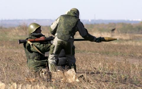 ATO HQ reports about skirmish with militants in Luhansk region