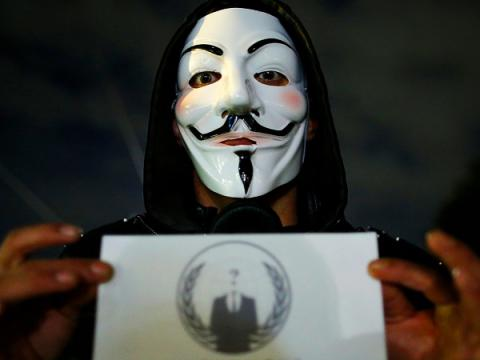 Anonymous has begun publishing personal details of suspected ISIS extremists