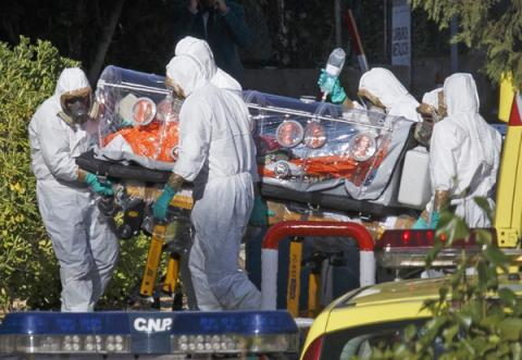 Liberia records 1st Ebola death since July
