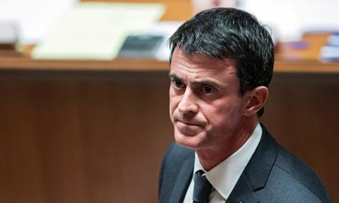 Long Read: French PM Manuel Valls taking a hard line against terror