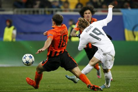 Shakhtar Donetsk 3:4 Real Madrid – All Goals (VIDEO)