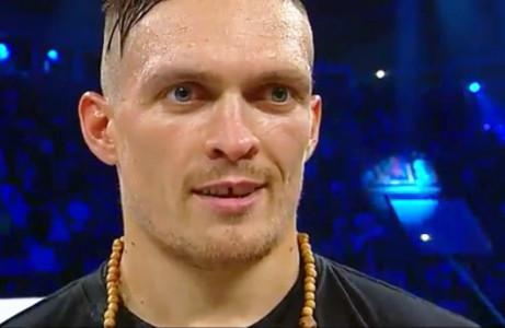Usyk defeats Rodriguez in 7th round knockout (FULL VIDEO)