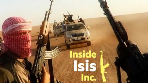 Isis: The munitions trail (PHOTO)