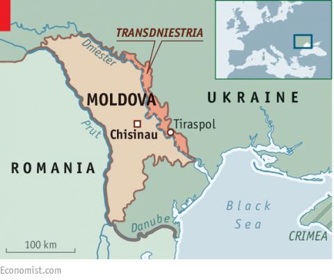 Moldova on the edge: Small enough to fail