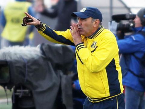 Fomenko likely to remain national soccer team head coach - media