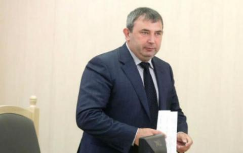 Chairman of Ukraine's Higher Administrative Court resigns
