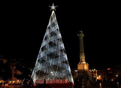 12 Christmas trees around the world (PHOTO)