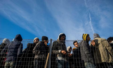 Germany on course to accept one million refugees in 2015