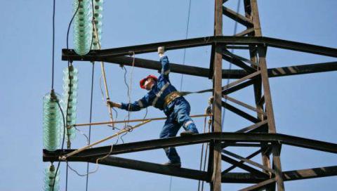 Ukrenergo resumes electricity supplies to Crimea