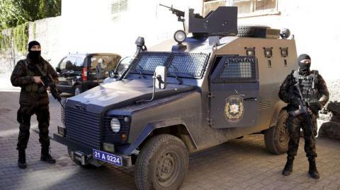 Turkey kills 23 Kurdish militants in southeast towns - Reuters